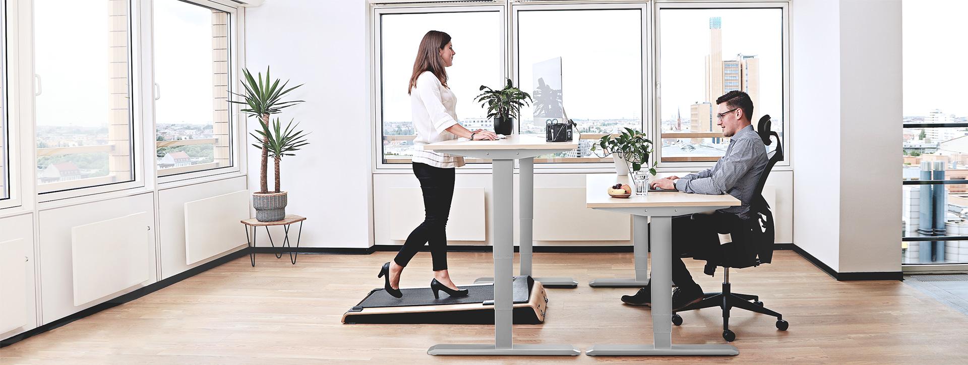 Tables à hauteur ajustable